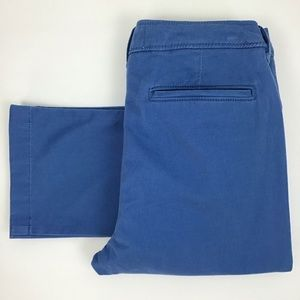 abercrombie kids Blue Straight Chinos l 15/16